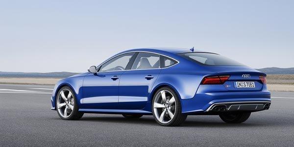 Restylage de l'Audi A7 Sportback