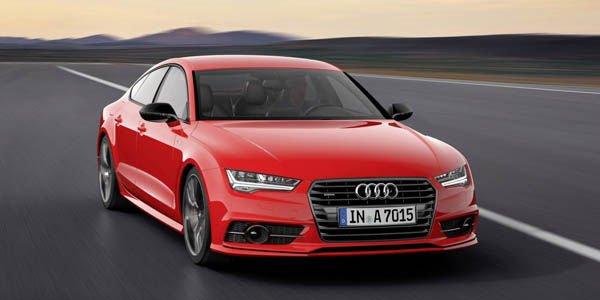 Audi fête 25 ans de TDI avec une A7 spéciale