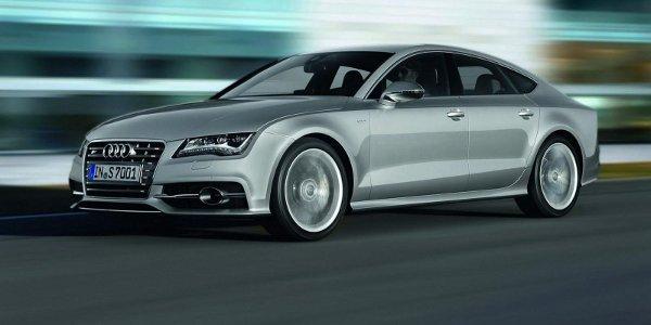 Salon de Francfort: Audi S7 Sportback