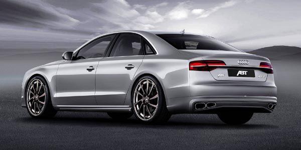ABT Sportsline dynamise l'Audi A8