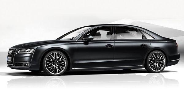 Deux Audi A8 spéciales pour le Japon