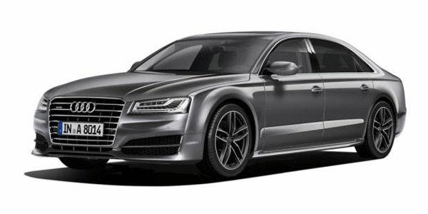 Une Audi A8 Edition 21 pour le Royaume-Uni