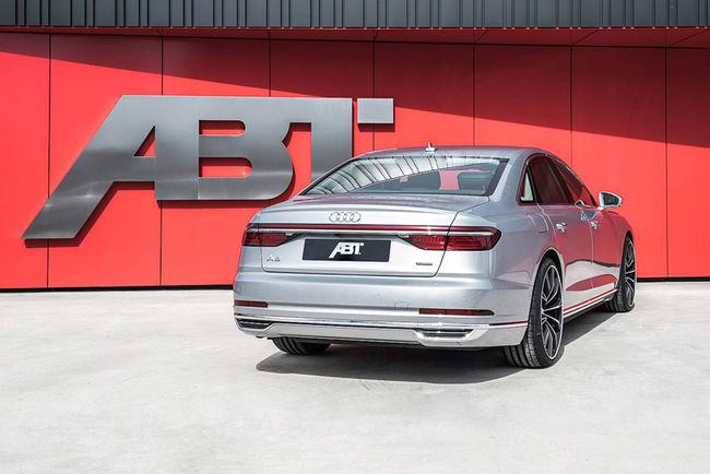 Audi A8 50 3.0 TDI par ABT Sportsline