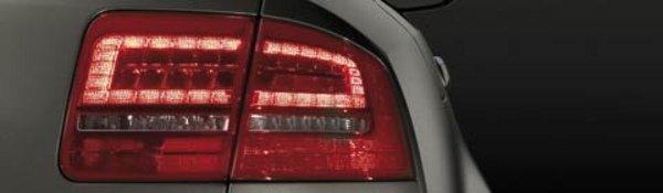 Petites retouches sur l'Audi A8