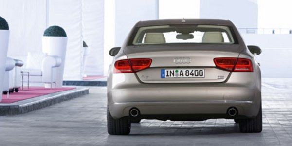 L'Audi A8 hybride pour Genève