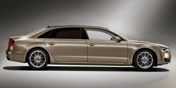 ArmorTech surprotège l'Audi A8 L