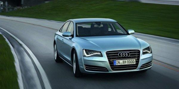 Francfort 2011: Audi A8 Hybrid
