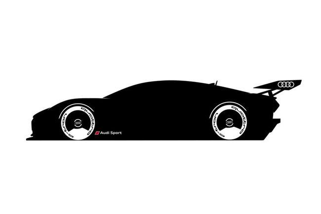 GT Sport : un teaser pour le concept Audi Vision GT e-tron