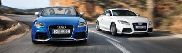 Audi : bénéfices record en 2008