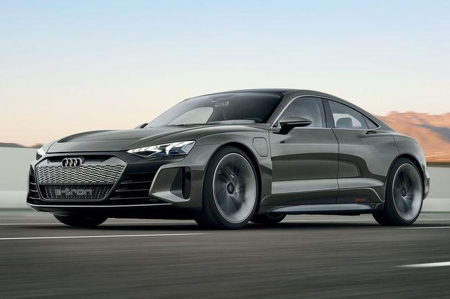 Audi prépare l'arrivée de l'e-tron GT