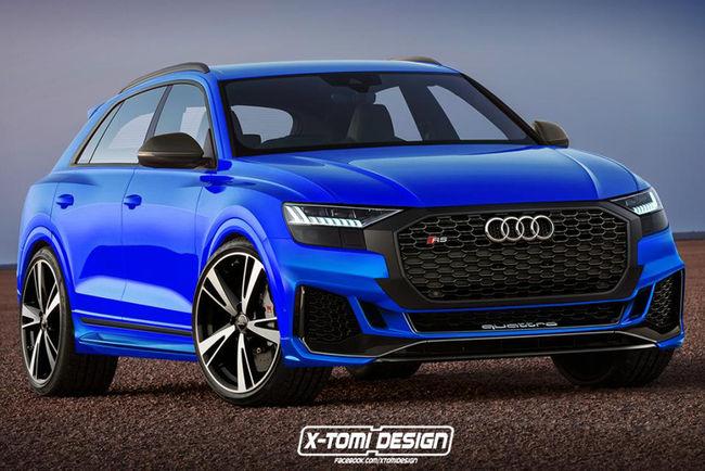 Deux premières mondiales pour Audi à Los Angeles