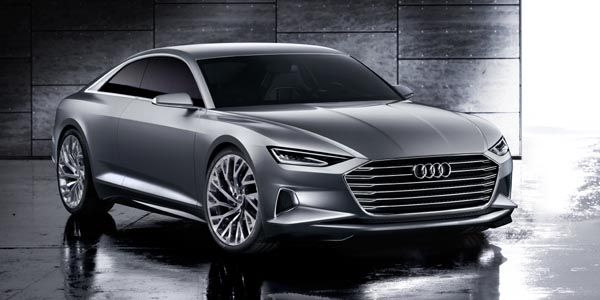 Audi dévoile son concept Prologue à Los Angeles