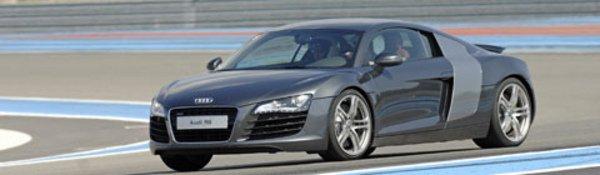 Le plein de sensations grâce à Audi