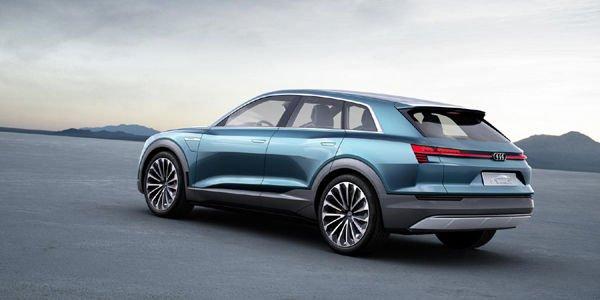 L'Audi e-tron sera produit à Bruxelles