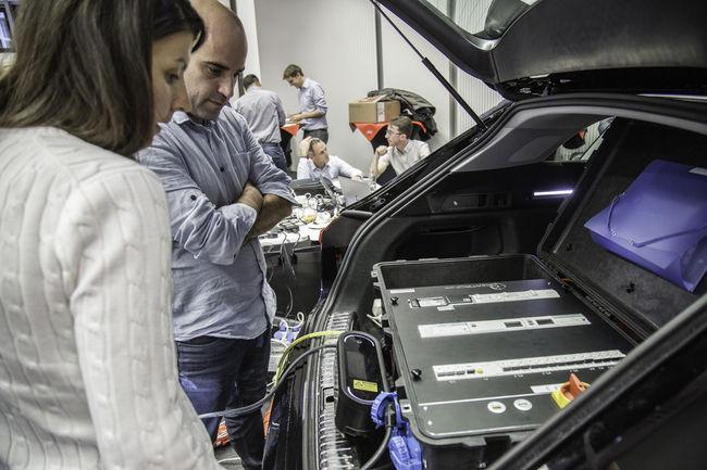 Audi soutient l'initiative EEBUS