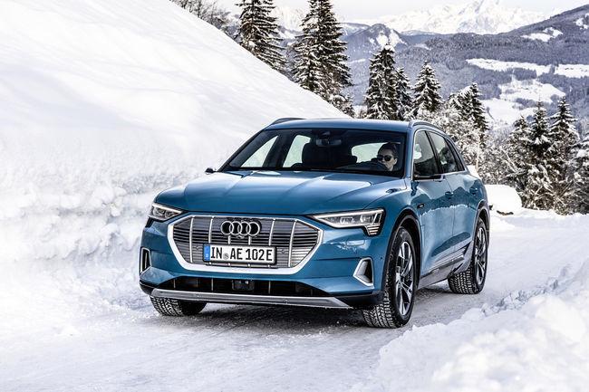 Audi e-tron : une version plus accessible
