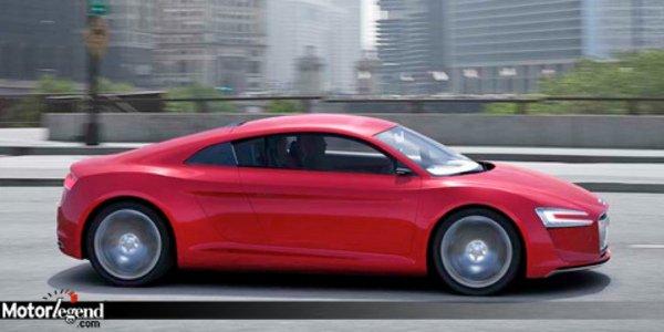 L'Audi e-tron sera produite