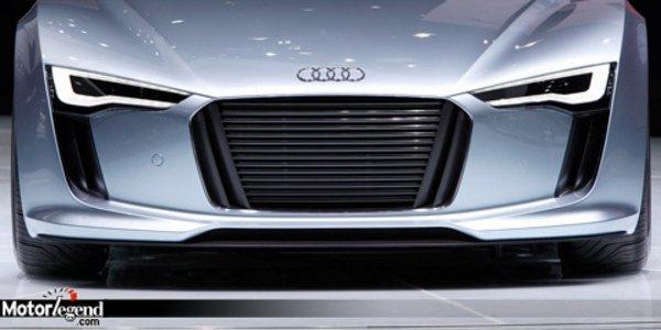 Appelez-moi Detroit Showcar Audi e-tron