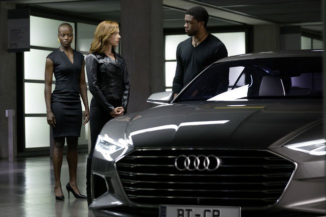 Audi au casting de « Captain America : Civil War »