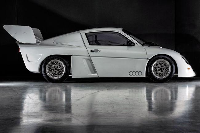 Des raretés sur le stand Audi Tradition à Essen