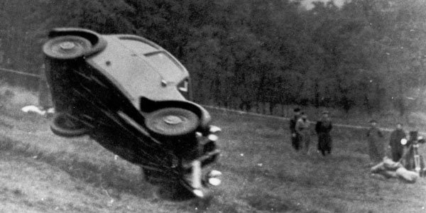 Audi fête 75 ans de crash-tests