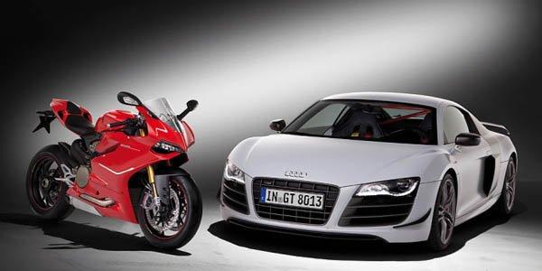 Audi nomme les dirigeants de Ducati
