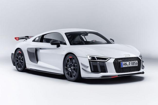 Nouveaux kits Performance pour les Audi R8 et TT