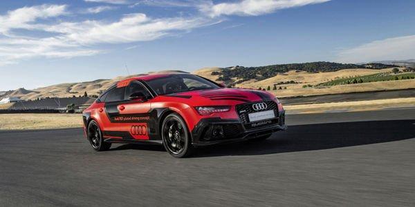 Audi peaufine son système piloted driving