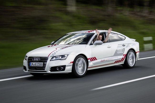 Audi peaufine son système autopiloté