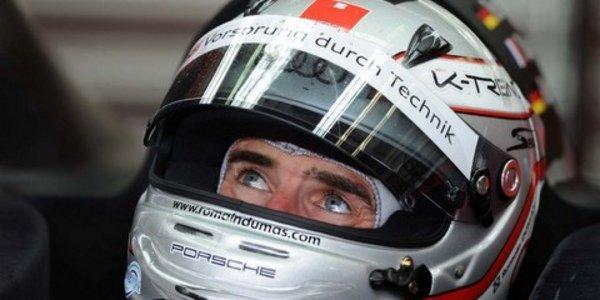 Audi présente ses pilotes de ILMC
