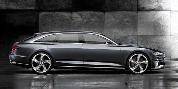 Audi présente son Prologue Avant Concept