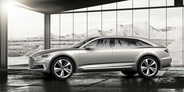 Salon de Shanghai : Audi Prologue Allroad concept