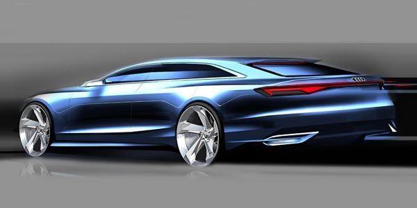 Genève : Audi Prologue Avant Concept