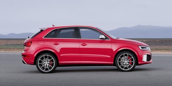 Les Audi Q3 et RS Q3 restylées