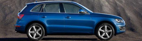 L'Audi Q5 finalement révélé