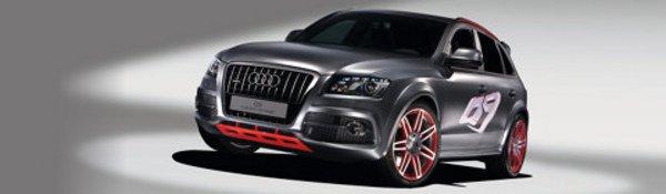Un Audi Q5 spécial pour le meeting GTI