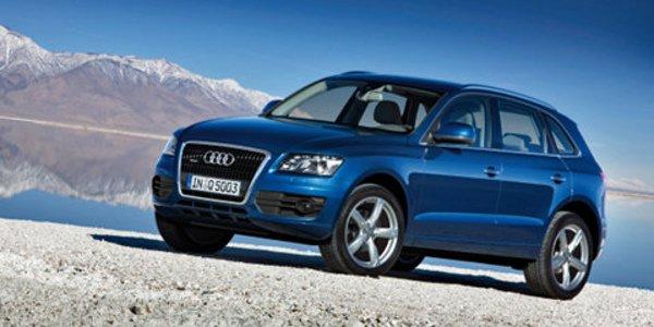 Audi Q5 : deux nouveaux moteurs