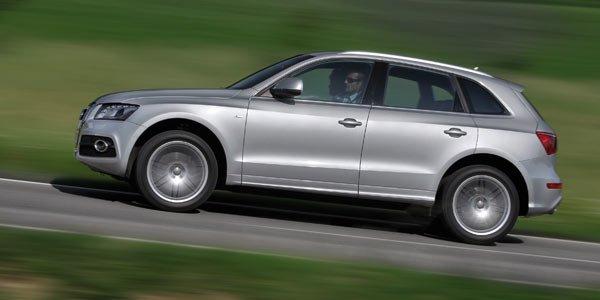 Un Audi Q5 S/RS en approche ?
