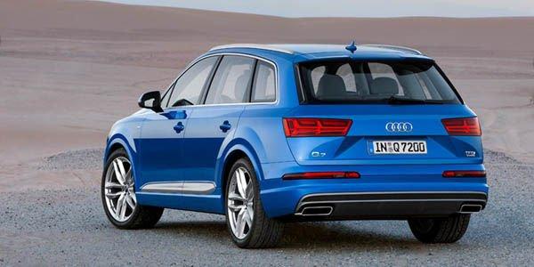 Audi Q7 2015 : seconde génération