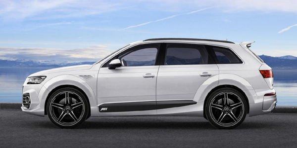 ABT Sportsline s'attaque à l'Audi Q7