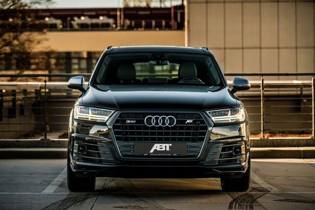 520 ch pour l'Audi SQ7 ABT Sportsline