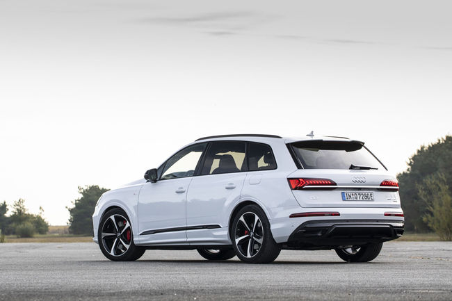 Audi Q7 TFSI e quattro : à partir de 74 800 euros