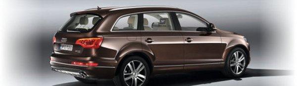 Audi Q7 : un poids lourd au régime