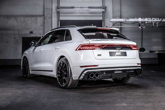 Audi Q8 50 TDI par ABT Sportsline