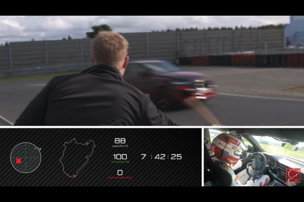 L'Audi RS Q8 nouveau roi du Ring