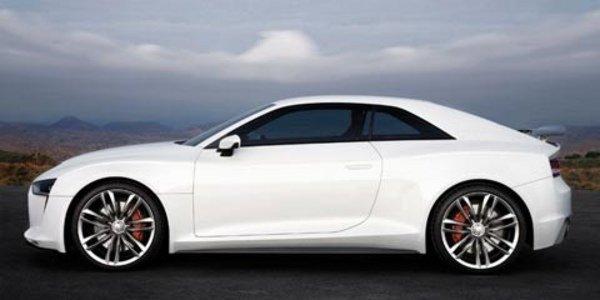 Audi Quattro Concept, premières images