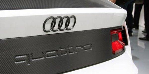 L'Audi Quattro fait débat