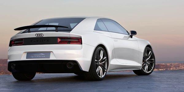 Audi Quattro Concept : en approche ?