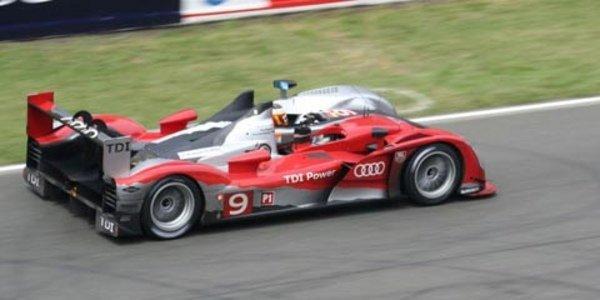Le Mans : L'Audi R18 présentée vendredi