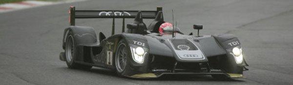 Audi dévoile la nouvelle R15 TDI